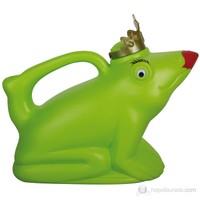 House2Home - Garden Koleksiyon Plastik Sulama Kabı - Kurbağa Prenses