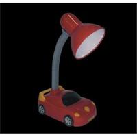 Lamba Mia Hera Araba Modelli Kırmızı Masa Lambası E 27 Duylu,Max.40W.