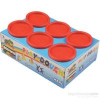 Nova Color Nc-4141 Oyun Hamuru Maxi Kırmızı