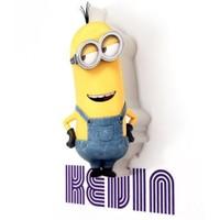 3D Light Fx Minions Kevin Mini Duvar Lambası