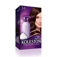 Koleston Köpük Saç Boyası 34 Koyu Kestane