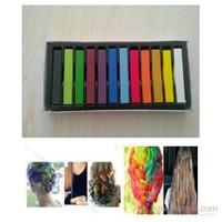 Hepsi Dahice Magic Hair - Saç Tebeşiri 12 Renk