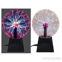 Sihirli Plazma Işık Küresi Gece Lambası