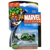 Marvel Universe Hulk Leadslinger Oyuncak Araba
