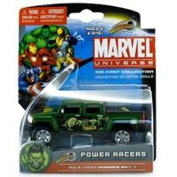 Marvel Power Racers 2009 Hummer Hit
