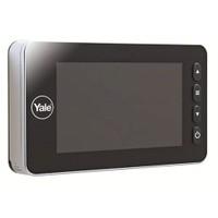 Yale Lcd Ekranlı Dijital Kapı Dürbünü - 5800 Serisi - Hareket Sensörlü