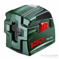 BOSCH PCL 10-Çapraz Çizgili Lazerli Nivelman (Tripod Ayaklı)