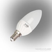 Vialicht 3W (25W) Led Mum Ampul E14 210lm 2700K