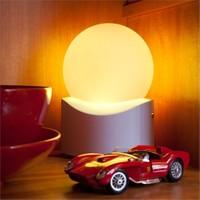 Helioled LED RGB + 3500K Masa Lambasi (Parlak Beyaz)