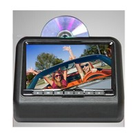 Sm Audıo 9 Inch Grı 2 Adet Dvd/Dvıx /Usb/Sd Card/Hdmı Kafalık Multımedya Ekranı