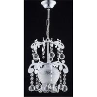 Yd-Aydınlatma Sultan Gümüş Kristal Avize Yd-St130