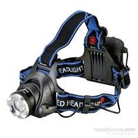 B&T- K2000 5W Cree Led Profosyonel Şarjlı Kafa Feneri 80114