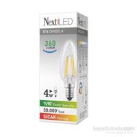 NextLED (Next&NextStar) E14 4W Kuyruksuz Gün Işığı Led Ampul