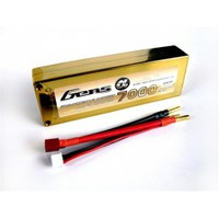 Gens Ace 7000Mah 7.4V 50C 2S1p (Hardcase) Lipo Batarya