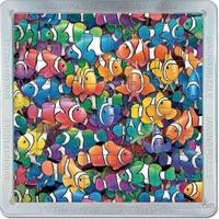 Palyaço Balığı (64 Parça, 3 Boyutlu, Magnet Puzzle)