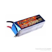 Gens Ace 5300Mah 14.8V 30C 4S1p Lipo Batarya