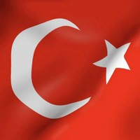 Us Bayrak Türk Bayrağı 60X90 Cm