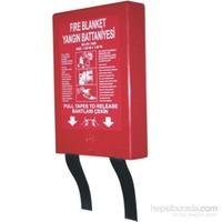 Lorex LR-FB1018B Kutulu Yangın Söndürme Battaniyesi (100x180 cm)