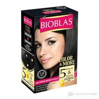 Bioblas 1.0 Siyah 50 Ml. Saç Boyası