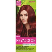 Neva Color Natural Set Boya 6.66 Büyüleyici Kızıl