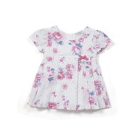 Zeyland Kız Çocuk Desenli Elbise - K-61M2LEF33