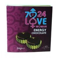 Love 24 Energy Çikolata Women