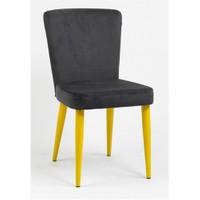 Decosit-Erinöz Kiko Sandalye Renk: Sarı / 2'Li Set