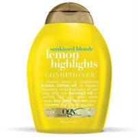 Organix Lemon Highlights Conditioner 385 Ml Sarı S