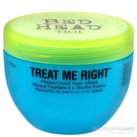 Tigi Bed Head Treat Me Right - Mentollü Saç Maskesi