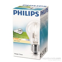 Philips Ecoclassic 105W Ampul E27 230V A55 1Ct/15 Srp