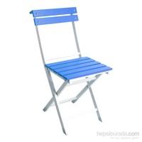 Prado Adaliss Katlanır Sandalye Mavi