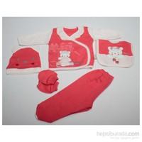 Nenny Baby Nenny Baby 5 Li Hastane Çıkışı T-710 Narçiçeği