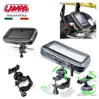 Lampa Evo Fit-2 Su Geçirmez Motosiklet Navigasyon, Telefon Tutucu 90256