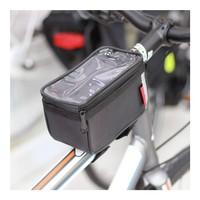 Pro Cycle Kadro Üstü Çanta Kare Siyah