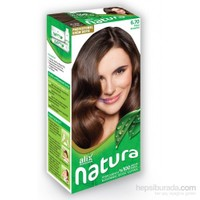 Alix Natura Kit Saç Boyası 6.70 Koyu Karamel