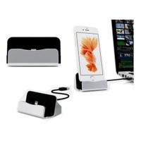 Cyber Iphone 5-6-6 Plus Standlı Dock Telefon Şarj An-7188