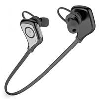 Kny Baseus Musice Serisi Sport Bluetooth Kulaklık Siyah