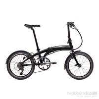 Tern Verge P9 Siyah Gri Katlanır Bisiklet 2016
