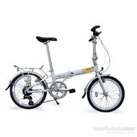 """K Rock 20"""" Folding 8 Vites Katlanır Bisiklet"""