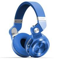 Bluedio T2 Kablosuz Bluetooth Kulaklık - Mavi Headphone - SDTT2BLU