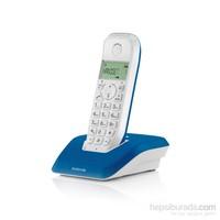 Motorola S1001 T Mavi Dect Telefon