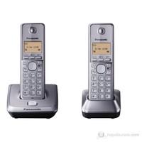 Panasonic Dect Telefon KX-TG2712 Duo