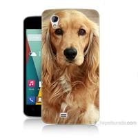 Teknomeg General Mobile Discovery 2 Mini Köpek Baskılı Silikon Kılıf