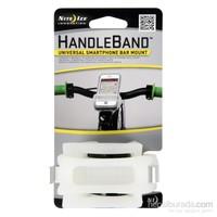 Nıte Ize Handleband Bisiklet Kiti ve Telefon Tutacağı - Beyaz - HDB-02-R3