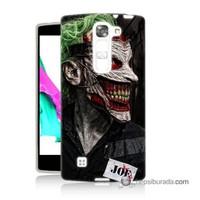 Teknomeg Lg Magna Kapak Kılıf Joker Joe Baskılı Silikon