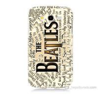 Teknomeg Samsung Galaxy Grand Duos İ9082 The Beatles Baskılı Silikon Kılıf