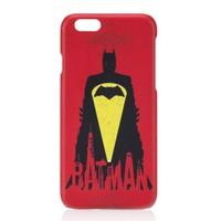 Batman V Superman Kırmızı İphone 6/6S Kapak