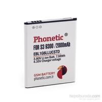 Phonetic Samsung İ9300 Galaxy S3 Batarya Eb-L1g6llucstd