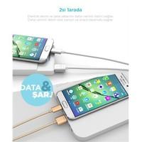 Pineng Pn-306 1 Metre Micro Usb Data Kablosu
