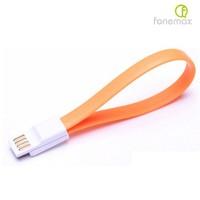 Fonemax X-Cable Micro Usb Kablo 20cm (Turuncu)